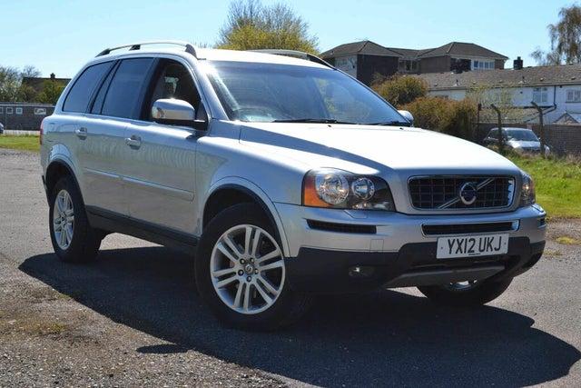2012 Volvo XC90 2.4TD D5 SE (200bhp) Nav (12 reg)