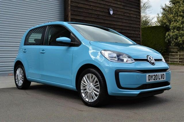 2020 Volkswagen up! 1.0 Move Up 5d (20 reg)
