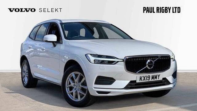 2019 Volvo XC60 2.0TD B4 Momentum (19 reg)