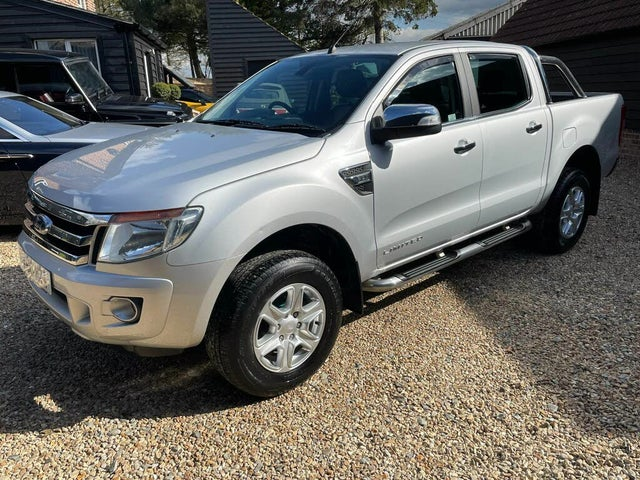 2016 Ford Ranger 2.2TD Double Cab Limited 2 (16 reg)