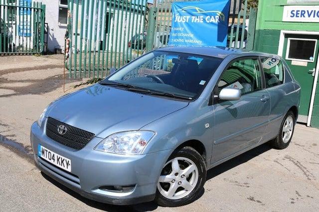 2004 Toyota Corolla 1.6 T3 Hatchback 3d auto (04 reg)