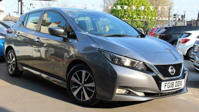 2018 Nissan Leaf E Acenta (110kw) (18 reg)