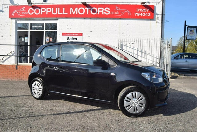 2012 Volkswagen up! 1.0 Move Up BlueMotion Tech 3d (62 reg)