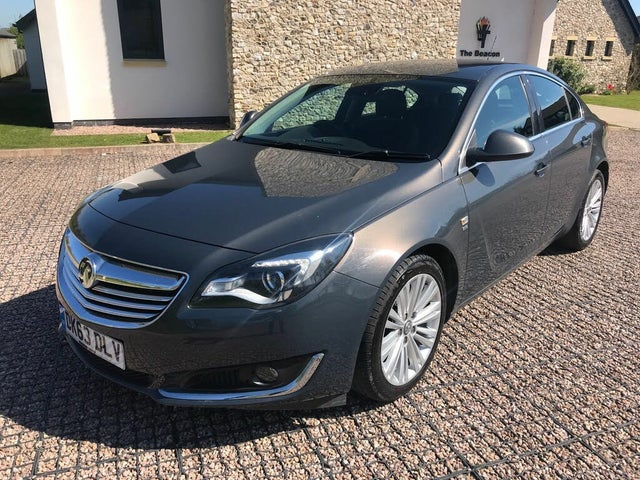 2014 Vauxhall Insignia 2.0CDTi SE (140ps) ecoFLEX (s/s) Hatchback 5d (63 reg)
