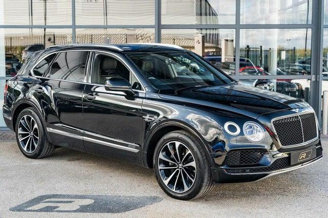 2018 Bentley Bentayga 4.0 Diesel (18 reg)