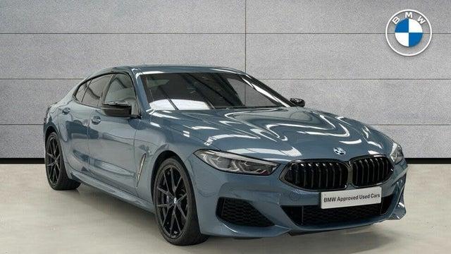 2019 BMW 8 Series (69 reg)