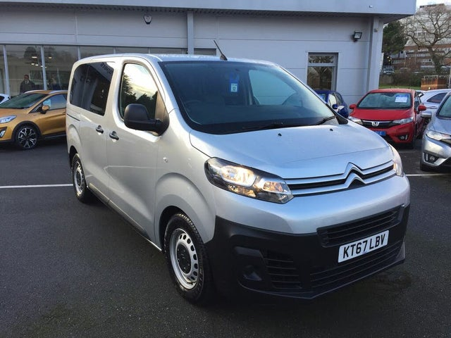 2018 Citroen Spacetourer 1.6BlueHDi Feel (XS) (95ps) (s/s) ETG6 (67 reg)