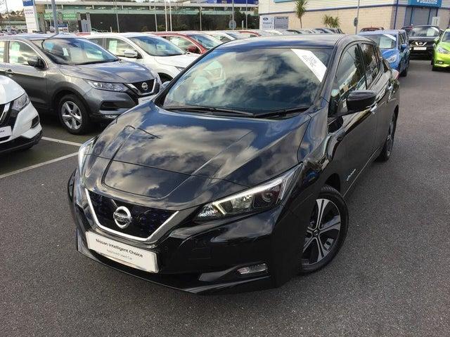 2018 Nissan Leaf E 2.Zero (18 reg)