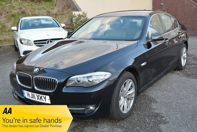 2011 BMW 5 Series 3.0TD 530d SE auto (11 reg)