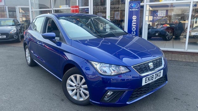 2018 Seat Ibiza 1.6TDI SE Technology (80ps) (18 reg)