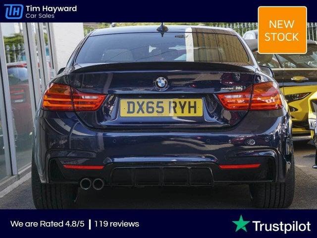 2016 BMW 3 Series 3.0TD 335d xDrive M Sport Saloon 4d (7L reg)