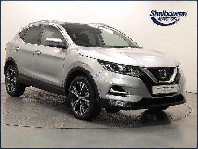 2020 Nissan Qashqai 1.7dCi N-Connecta (18in Alloys)(Drive Assist P.)(Glass Roof P.)(Executive P.)(LED P.) (Z7 reg)