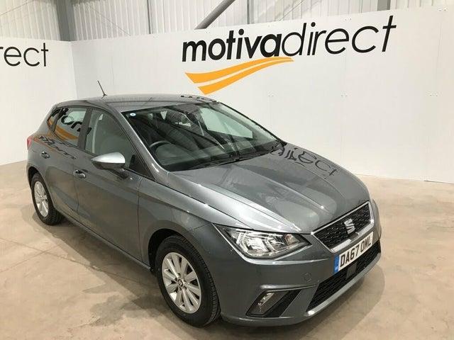 2018 Seat Ibiza 1.0 SE (67 reg)