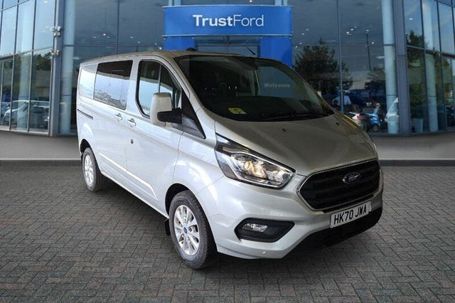 2020 Ford Transit Custom (70 reg)