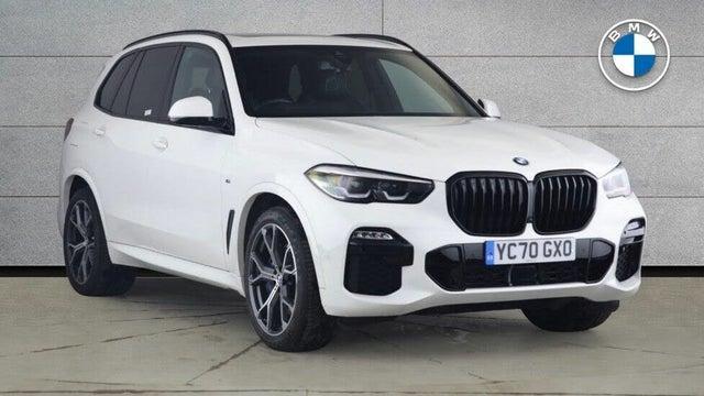 2020 BMW X5 (70 reg)