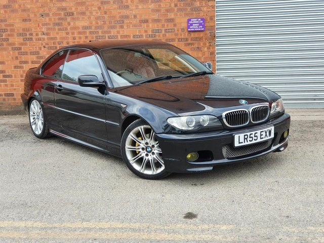 2005 BMW 3 Series 2.5Ci 325 Sport Coupe Sequential (55 reg)