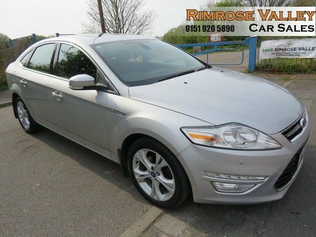 2012 Ford Mondeo 1.6 Titanium (160ps) (s/s) Hatchback (0E reg)