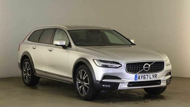 2017 Volvo V90 2.0TD D4 Cross Country (67 reg)