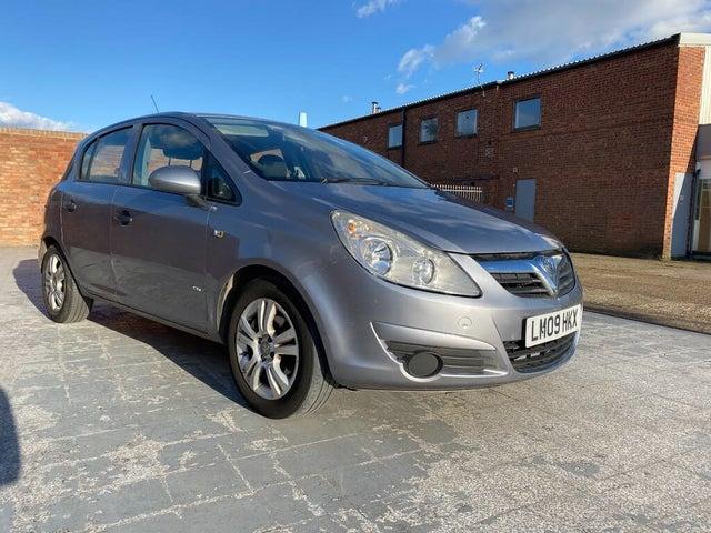 2009 Vauxhall Corsa 1.2 Active 16v (a/c) 5d (59 reg)