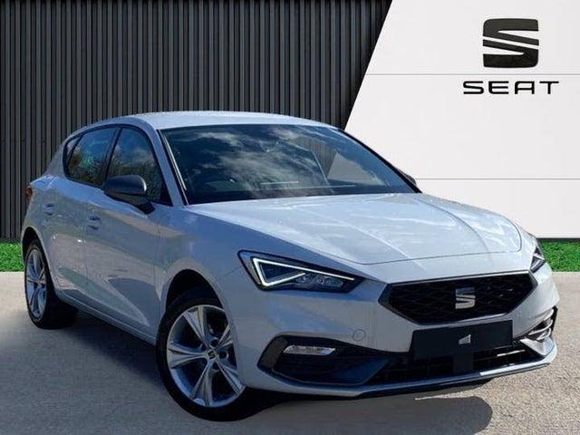 2021 Seat Leon 1.4 e-HYBRID FR Hatchback (SZ reg)