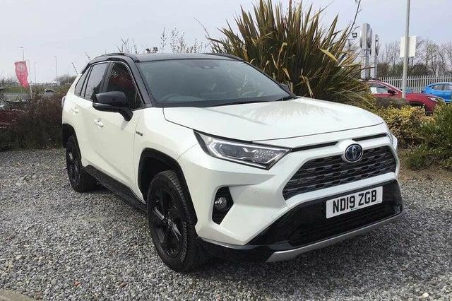 2019 Toyota RAV4 2.5 VVT-i Dynamic (219bhp) AWD (19 reg)