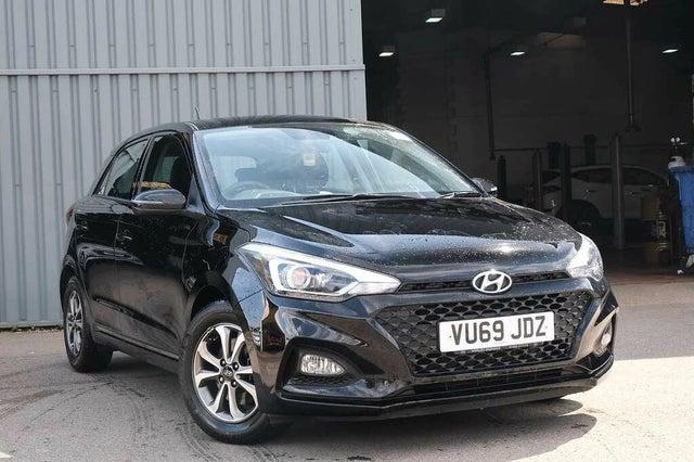 2019 Hyundai i20 1.0 T-GDi SE DCT (69 reg)