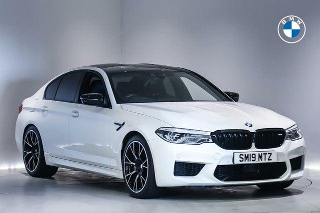 2019 BMW 5 Series 4.4 M5 Competition (19 reg)