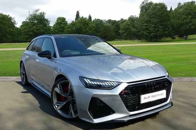 2021 Audi RS6 Avant for sale in Basildon - CarGurus.co.uk