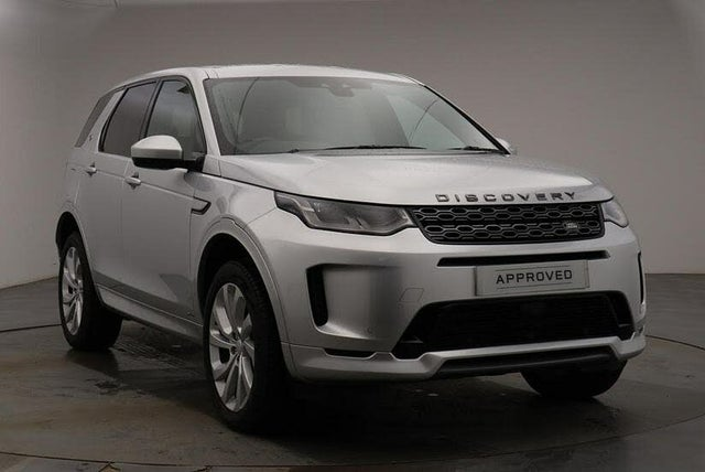2020 Land Rover Discovery Sport 2.0 D180 R-Dynamic HSE (69 reg)