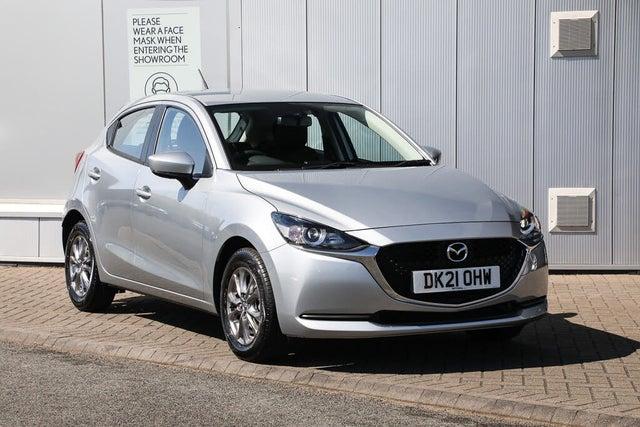 2021 Mazda Mazda2 1.5 SKYACTIV-G SE-L (21 reg)