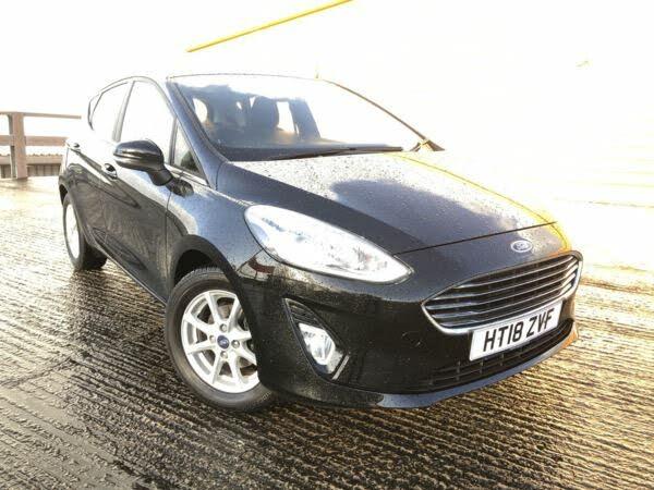 2018 Ford Fiesta 1.1 Ti-VCT Zetec 5d (18 reg)