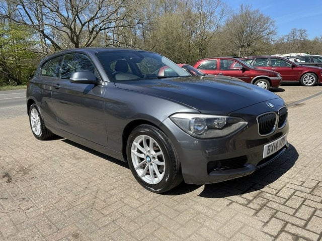 2014 BMW 1 Series 1.6 114i ES (s/s) 3d (14 reg)