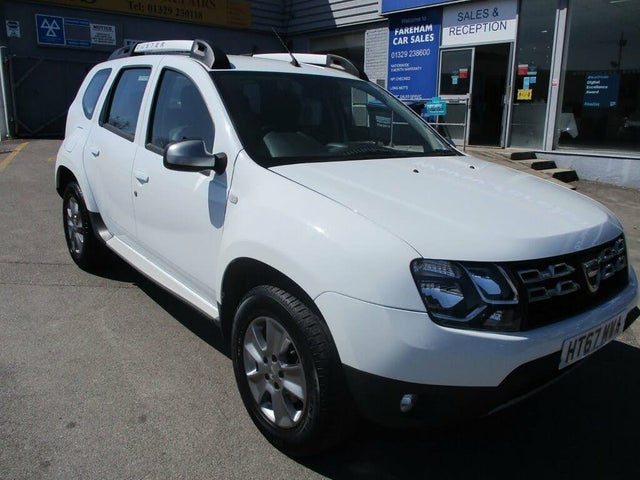 2018 Dacia Duster 1.5dCi Nav+ (1H reg)