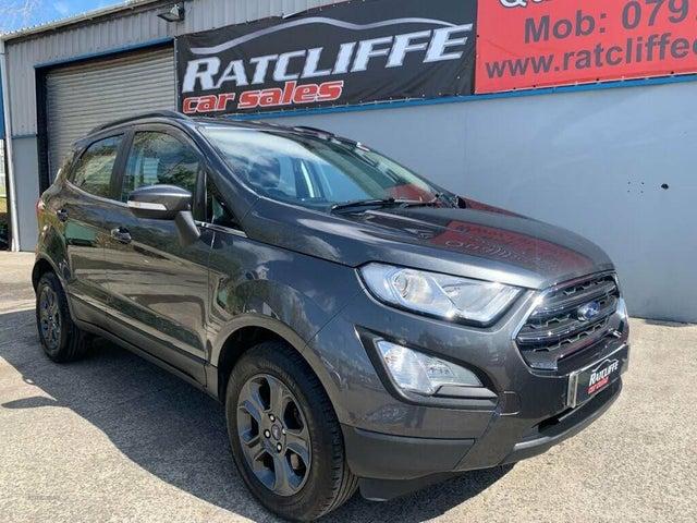 2018 Ford EcoSport (Z4 reg)