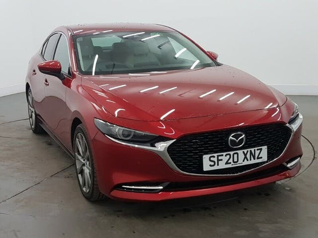 2020 Mazda Mazda3 2.0 GT Sport (180ps) Saloon 4d (20 reg)