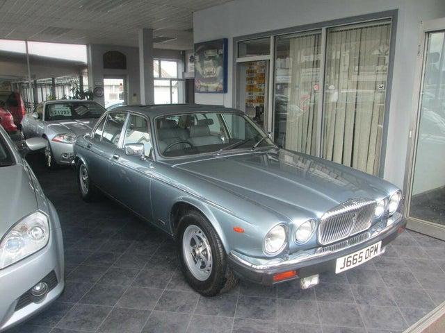 1991 Daimler Series III 5.3 Double Six 5345cc