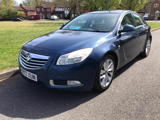 2012 Vauxhall Insignia 1.4 SRi (s/s) (Nav) Hatchback 5d (LG reg)