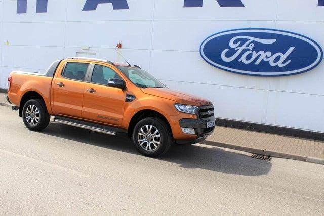 2019 Ford Ranger 3.2TD Wildtrak Pick-Up auto (68 reg)