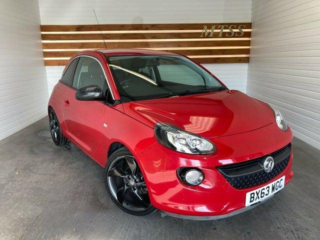 2013 Vauxhall ADAM 1.4 SLAM (100ps) (63 reg)