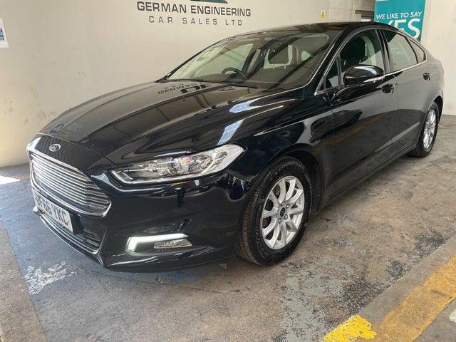 2017 Ford Mondeo 2.0TDCi Zetec ECOnetic Hatchback (66 reg)
