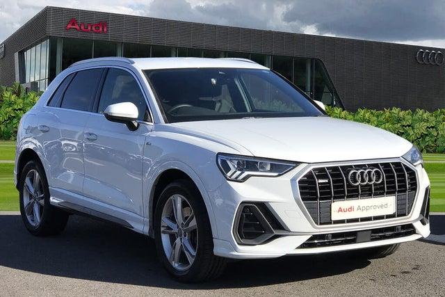 2019 Audi Q3 2.0 45 TFSI Vorsprung Station Wagon (10 reg)