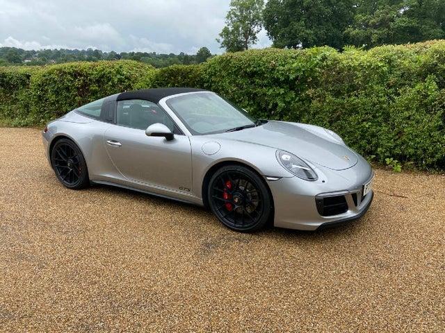 2017 Porsche 911 3.0 Targa 4 GTS PDK (77 reg)