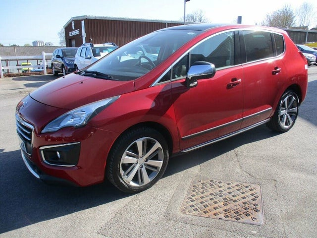2015 Peugeot 3008 Crossover 2.0HDi Allure (163bhp) Auto (64 reg)