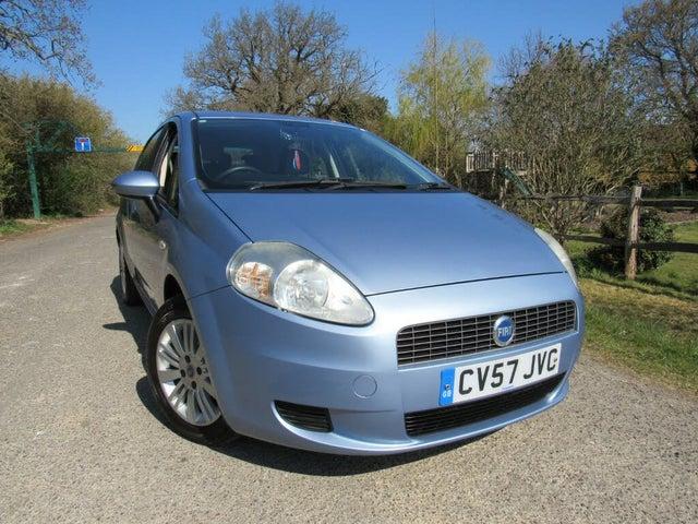 2007 Fiat Grande Punto 1.4 Eleganza 5d (57 reg)