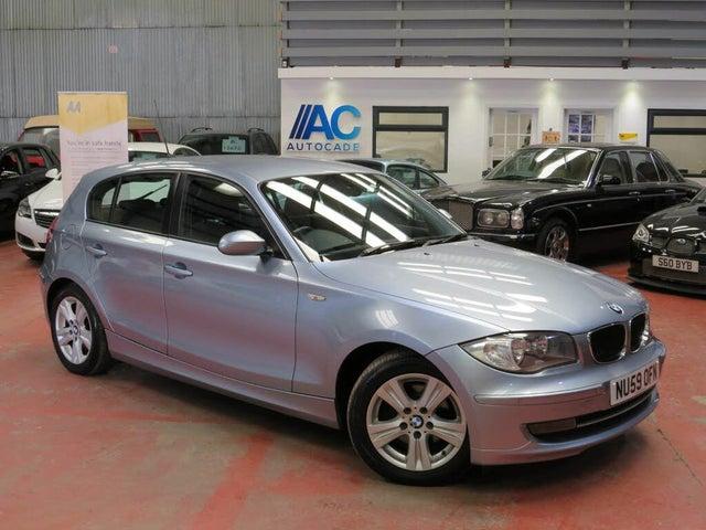 2009 BMW 1 Series 2.0 118i SE (Dynamic pk) Hatchback 5d (59 reg)