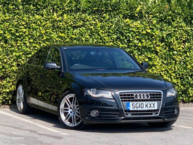 2010 Audi A4 2.0TD S Line (143ps) Special Edn (10 reg)