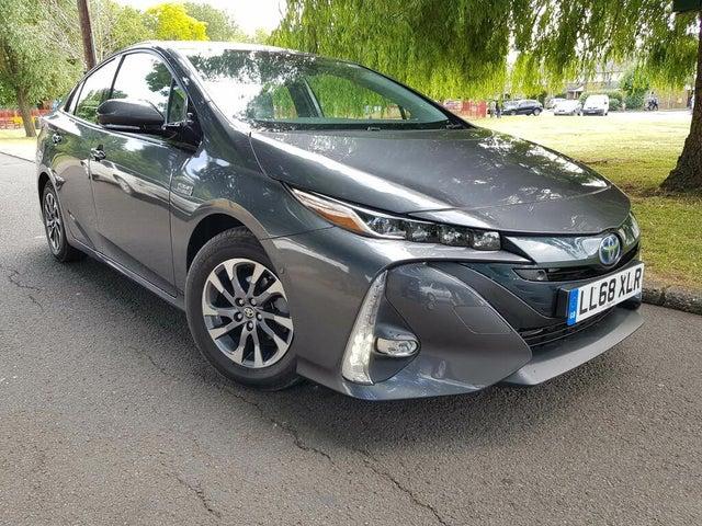 2019 Toyota Prius 1.8 VVT-i Excel Plug-In CVT (68 reg)
