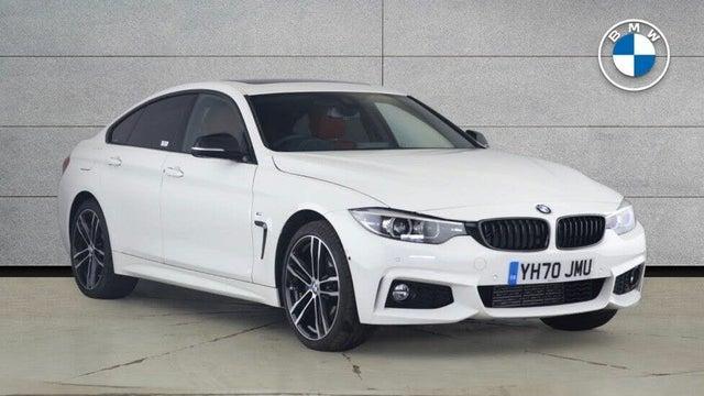 2020 BMW 4 Series (70 reg)