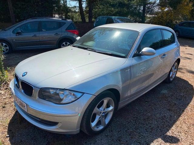 2008 BMW 1 Series 1.6 116i Edition ES 3d (58 reg)