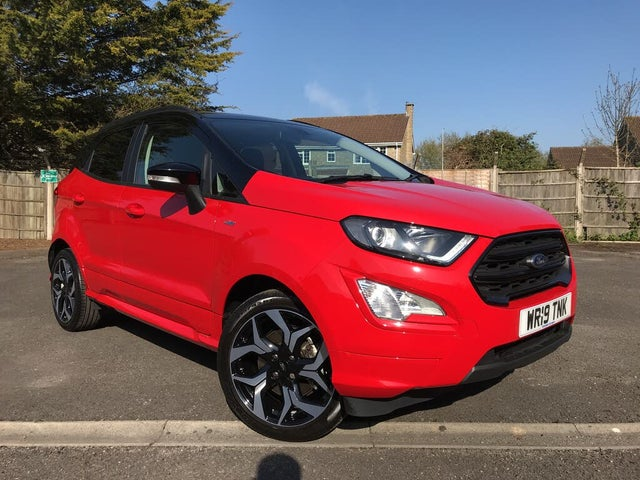 2019 Ford EcoSport 1.0T ST-Line (125ps) (s/s) (19 reg)